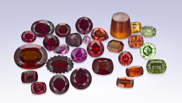 January Birthstone: Garnet