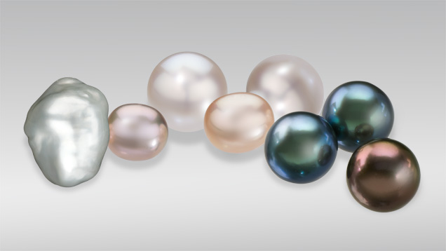 June Birthstone: Pearl