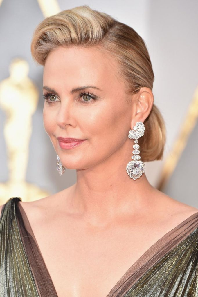 2017 Academy Awards Red Carpet Jewelry