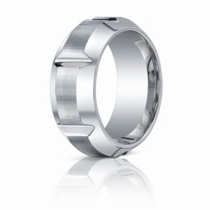 Cobalt Chrome Ring, 10mm