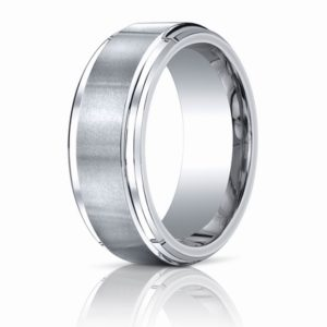 Cobalt Chrome Ring, 9mm