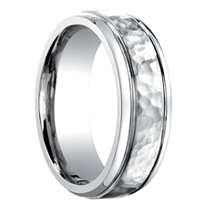 Cobalt Chrome Ring, 7mm