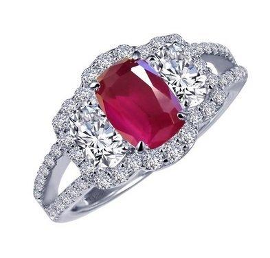 Ruby Fashion Ring