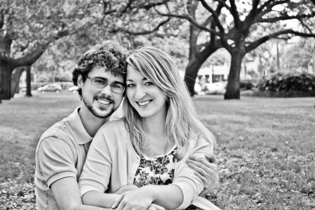 Asher and Bridgette