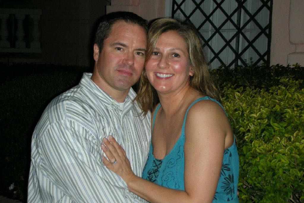 Brad and Jane