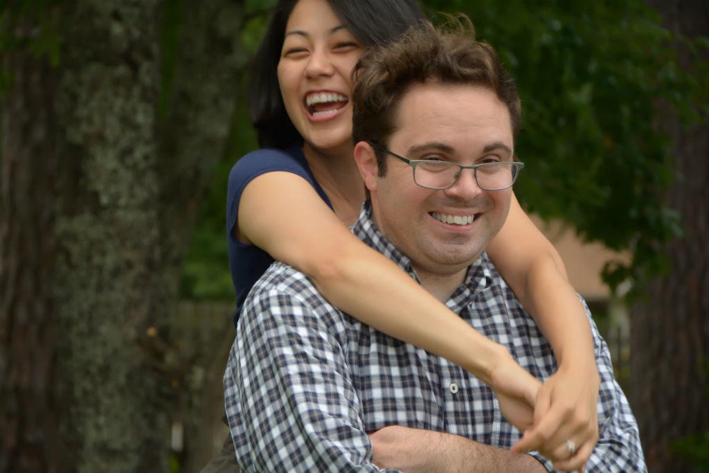 Caleb and Yumi