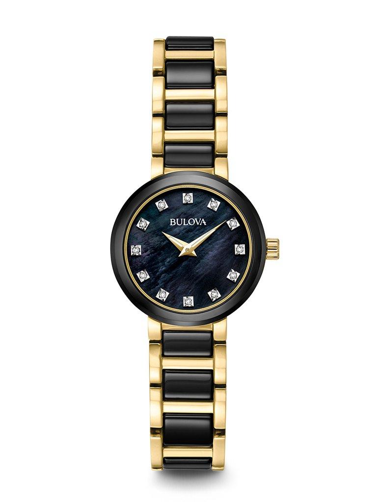 Women's Black Ceramic Watch